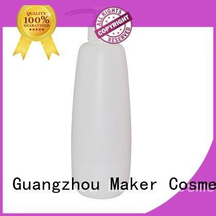 Custom cream bottle screw lotion pet Maker