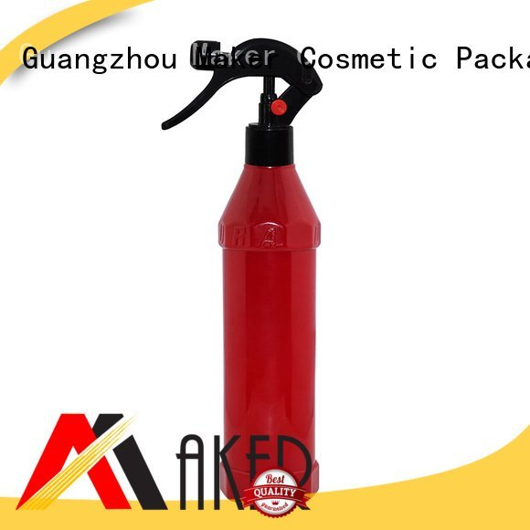 Maker Brand dispenser red plastic dispenser trigger plastic