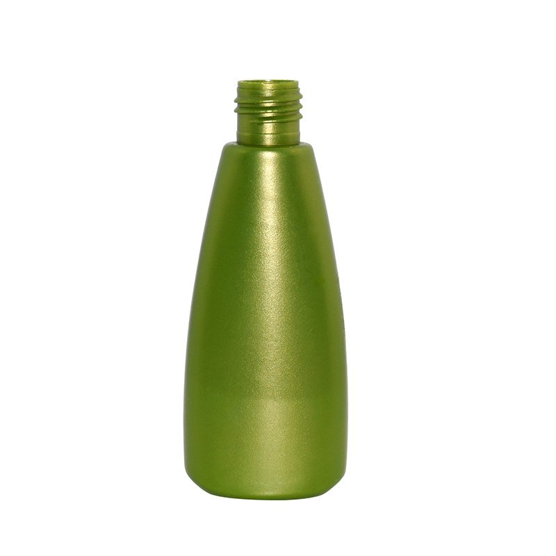 80~840 ml HDPE Plastic Green Empty Detergent Bottle With Different Cap For Automatic Products Packaging+CPPE00RSS050032053300044