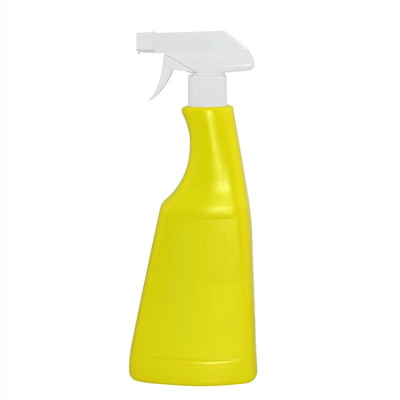 550ml to 570ml HDPE Plastic Empty Detergent Spray Bottle With 28410 Trigger Sprayer+CPPE00RSS053028057000045YM