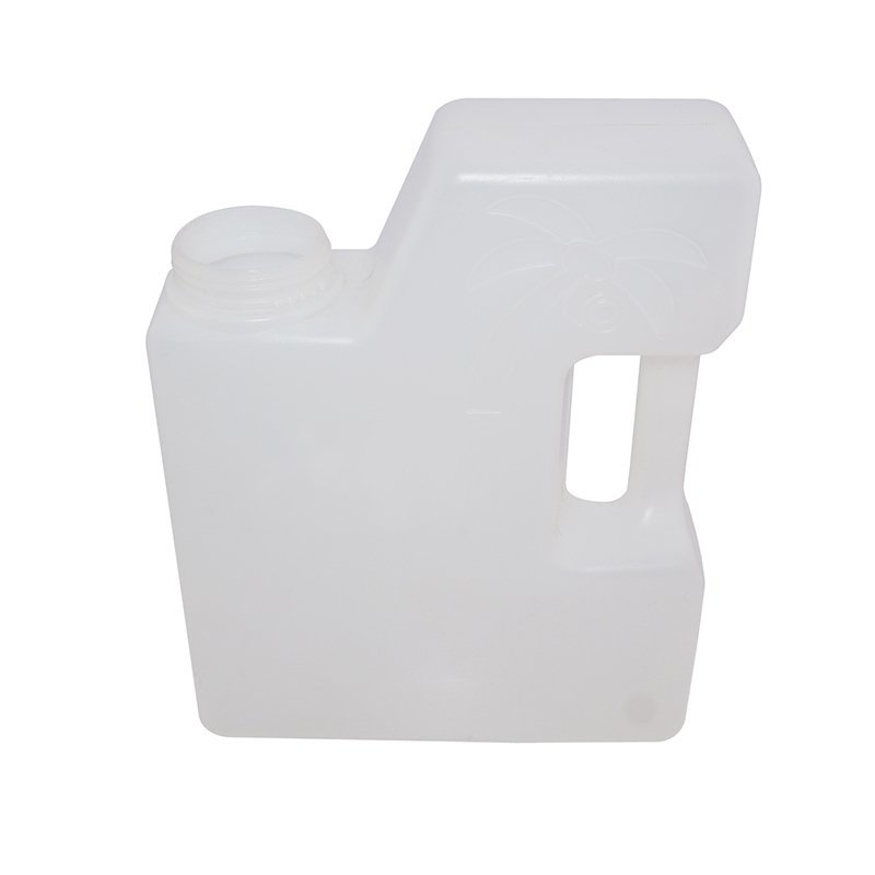 1300ml Large Soft Plastic PE Detergent Bottle With Handle For Automatic Oil Packaging+CPPE00RSS137046133000010JX