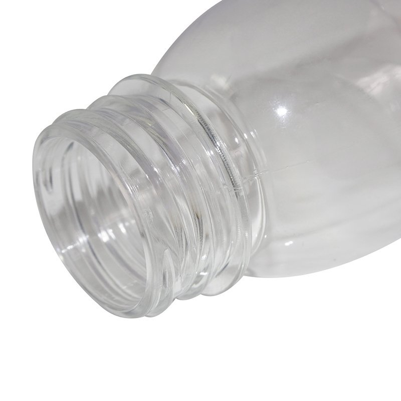 329ml round PET Juice bottle with tamper proof cap+CPPET0SQT024038032900046DS