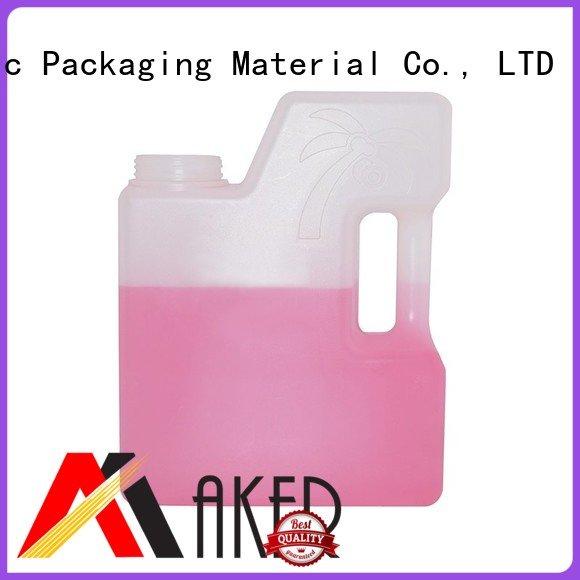 pet products laundry detergent bottles handle Maker