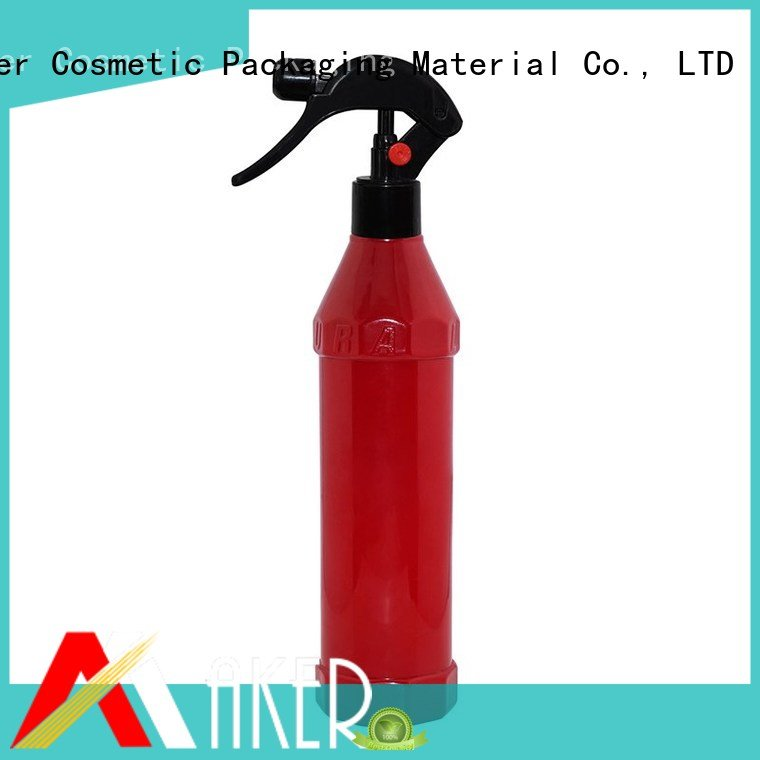 Maker Brand bottle red plastic squeeze bottles plastic supplier