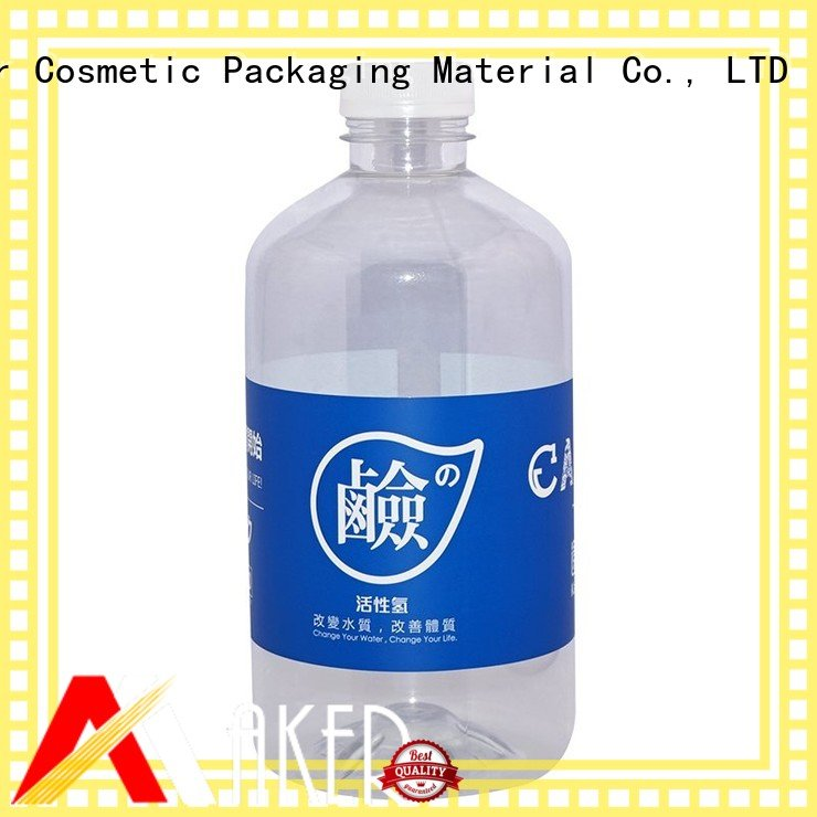 tamper water bottle companies plastic Maker company