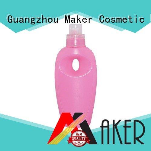 Maker light empty laundry bottle cap supplier