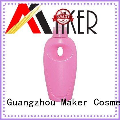 Maker laundry soap bottles cap supplier