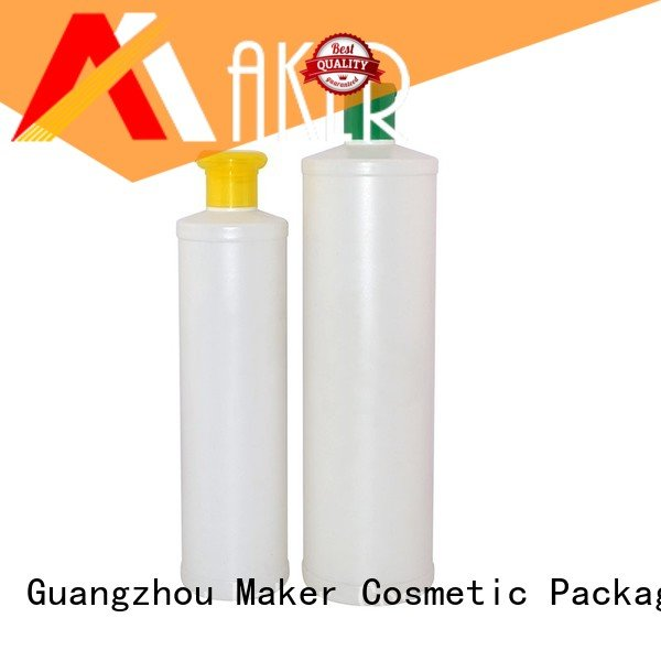 color 900ml OEM cosmetic bottle Maker