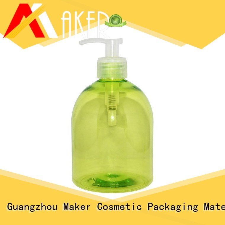 silicone travel bottles semitransparent ball lotion pump dispenser screen Maker Brand