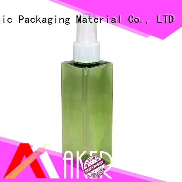Maker Brand pe care cream perfume bottles wholesale