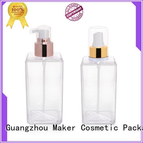 custom lotion bottles cosmetic wholesale Maker