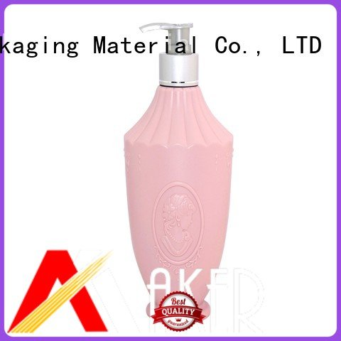 Wholesale package shampoo bottle Maker Brand