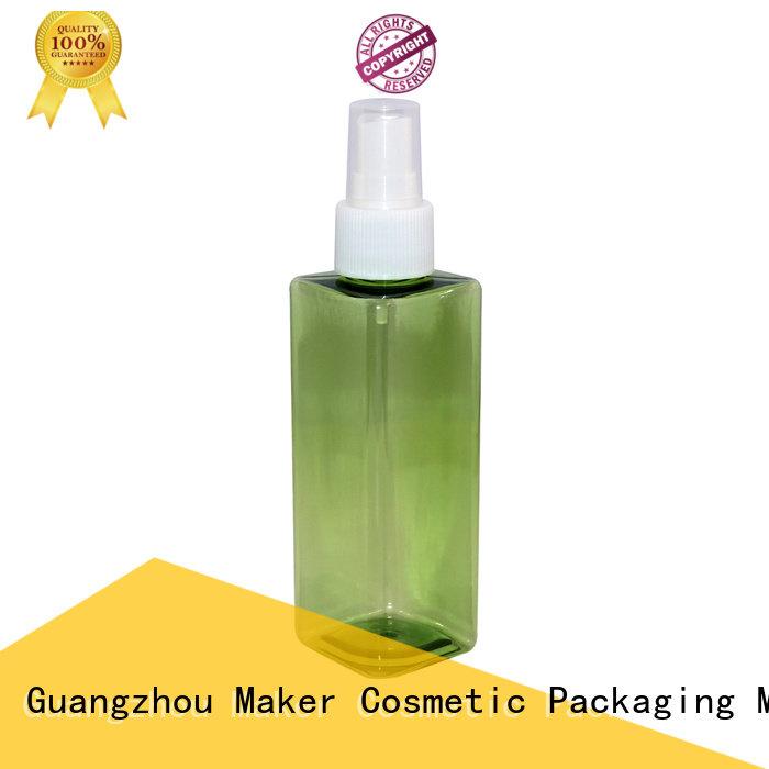 Maker mist custom plastic containers designed online