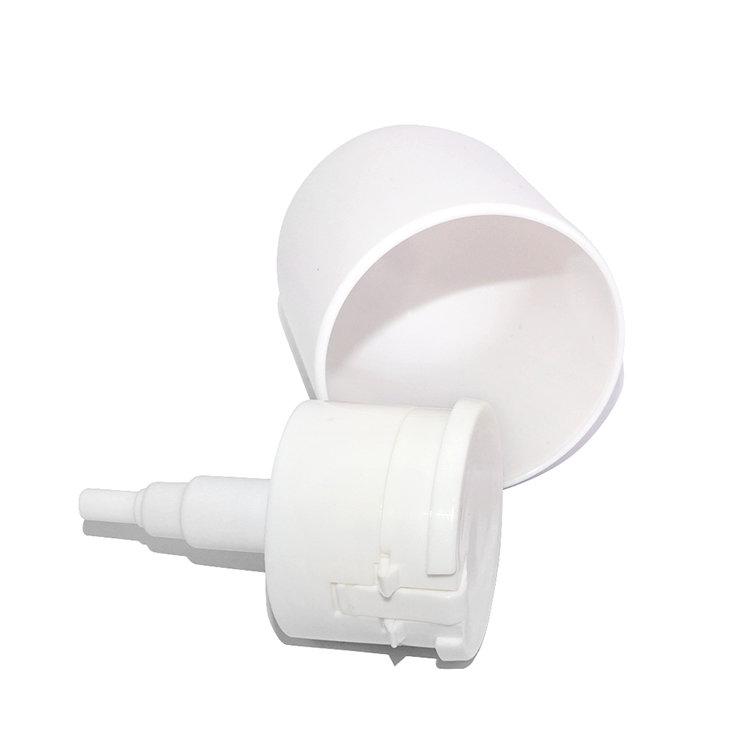 Best price custom 250ml transparent round plastic PET cosmetic lotion bottle supplier with flip top pump cap