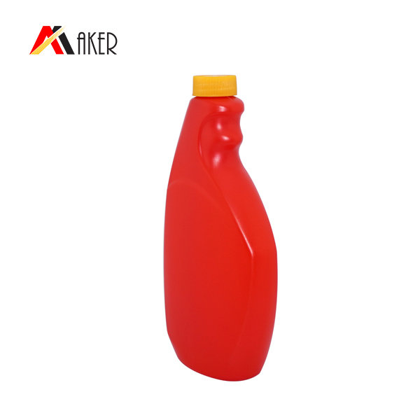 Wholesale 500ml Empty Plastic Liquid Detergent Bottle Form China