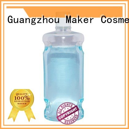 empty plastic cosmetic bottles shower for sale