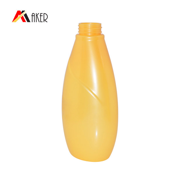 China factory wholesale plastic PET bottle special round 100ml plastic lotion bottle for cosmetic packaging