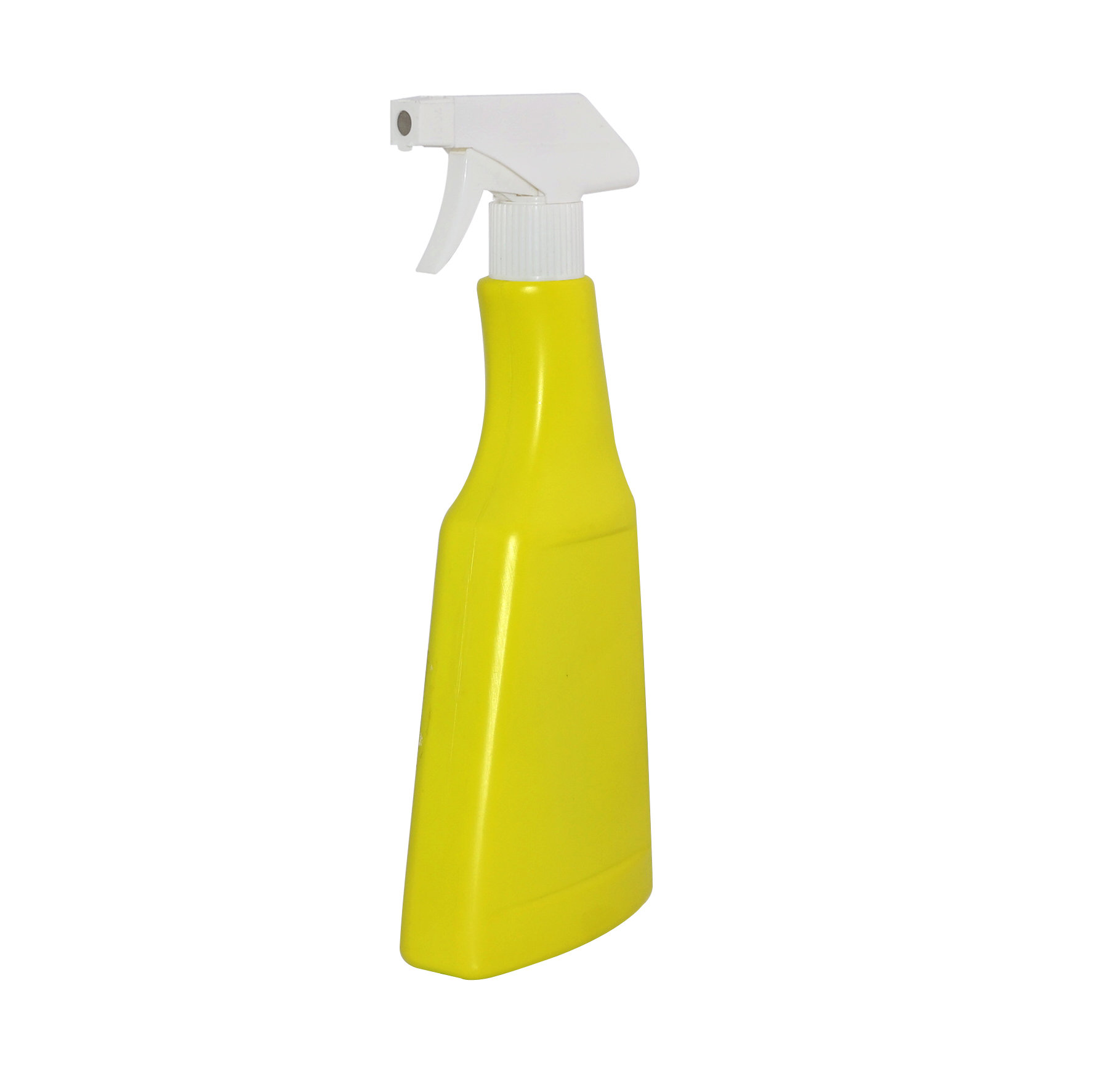 Empty 550ml plastic detergent bottle HDPE plastic spray bottle with 28/410 trigger sprayer