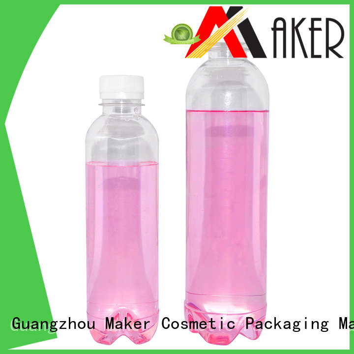 pet popular water bottles round wholesale