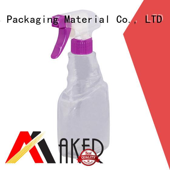 soft liquid detergent bottles handle for household