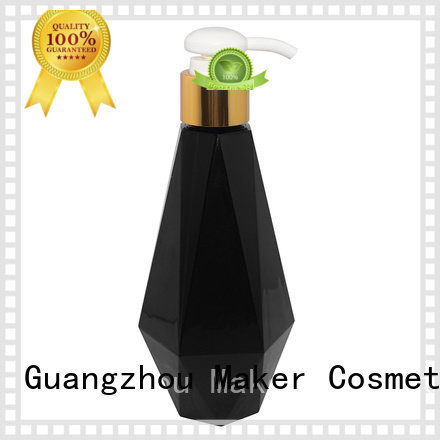 Maker 250ml shampoo bottle friendly wholesale
