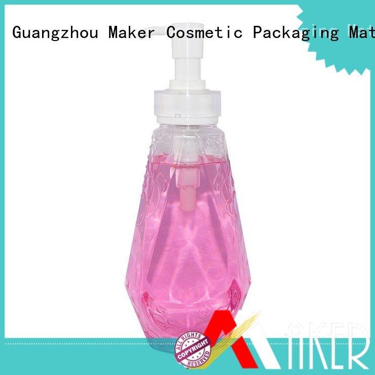 bottle Custom engraving pet plastic dispenser Maker trigger