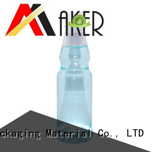 Maker long juice in bottle food