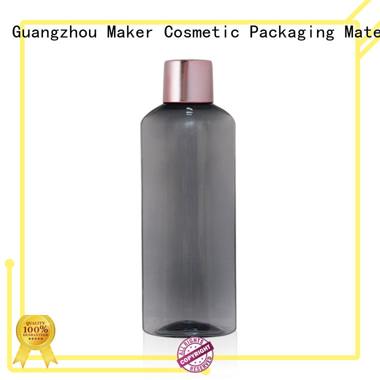 aluminum fancy lotion bottles cosmetic wholesale