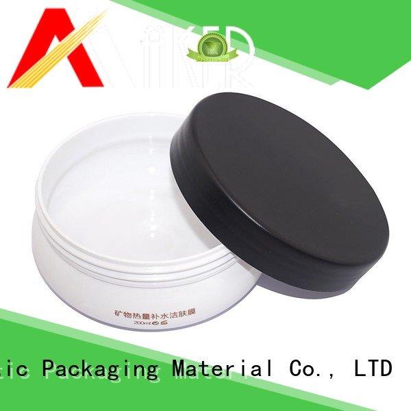 large 535ml plastic jars empty Maker Brand company