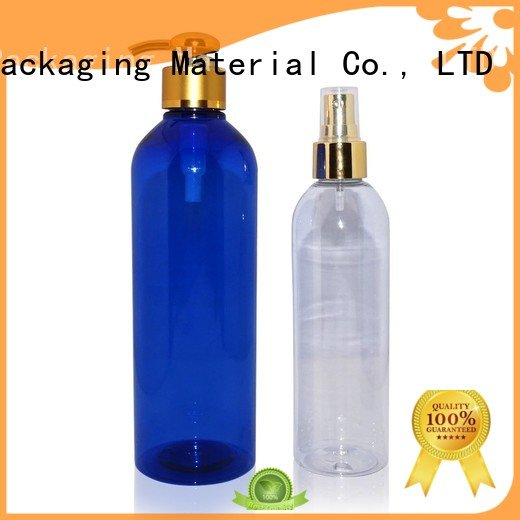 round green Maker Brand mist spray bottle