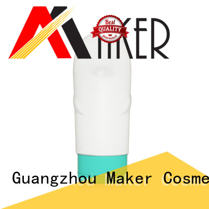 Maker lotion bottles cosmetic manufacturer