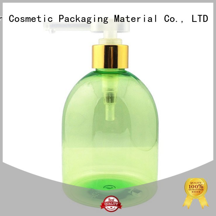 opaque bottle color customized cosmetic case Maker Brand