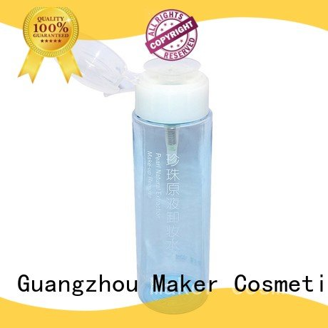 Maker rubber cosmetic bottle gel online