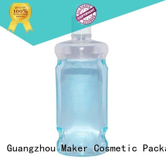 Maker cosmetic bottles and jars wholesale pump manufacturer