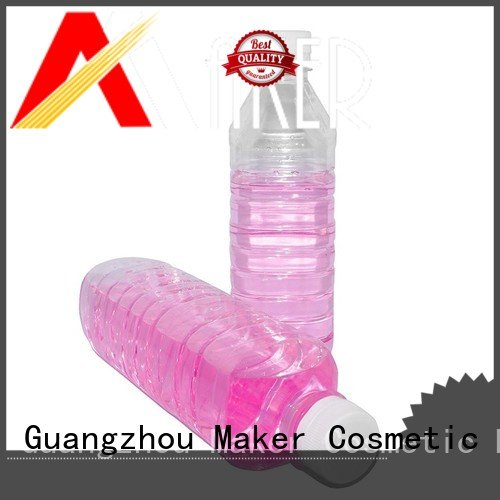 Maker Brand 500ml capacity custom water bottle companies