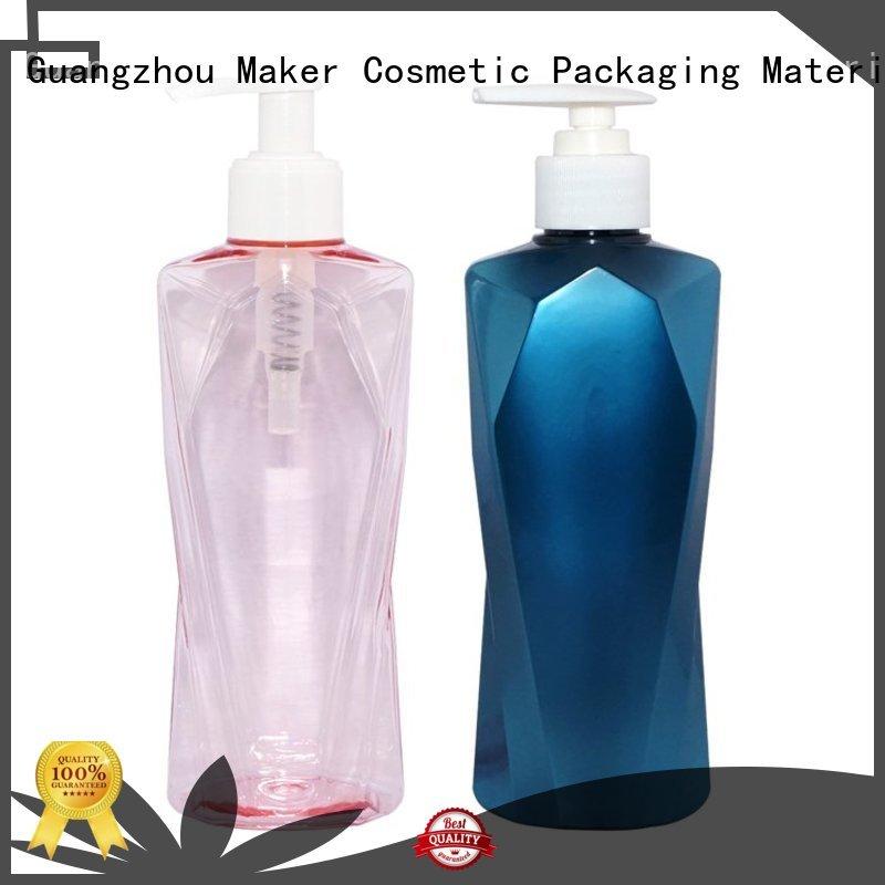 Maker Brand care plastic shampoo bottles 150ml factory