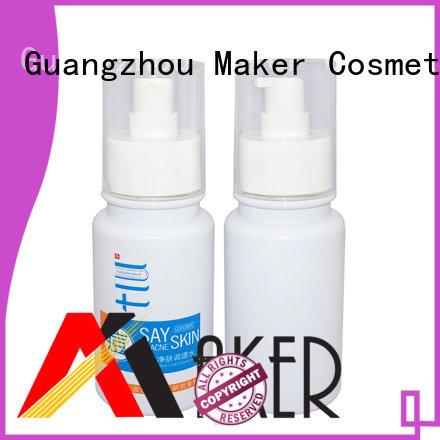 Maker hand cream bottle flip wholesale
