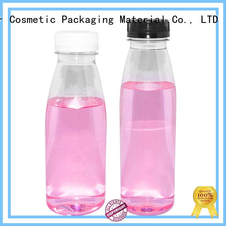 Maker water bottles small orange juice bottles supplier