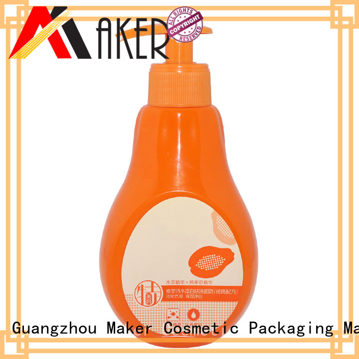 Maker shampoo pump bottle sprayer online