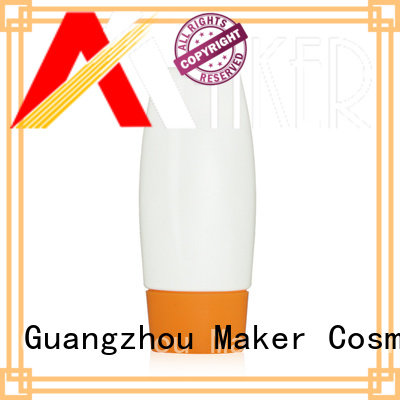 Maker white wholesale lotion bottles square online