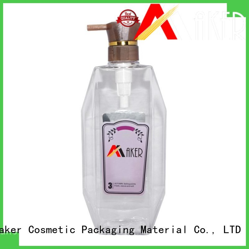 plastic cosmetic containers cylinder cosmetic bottle Maker Brand