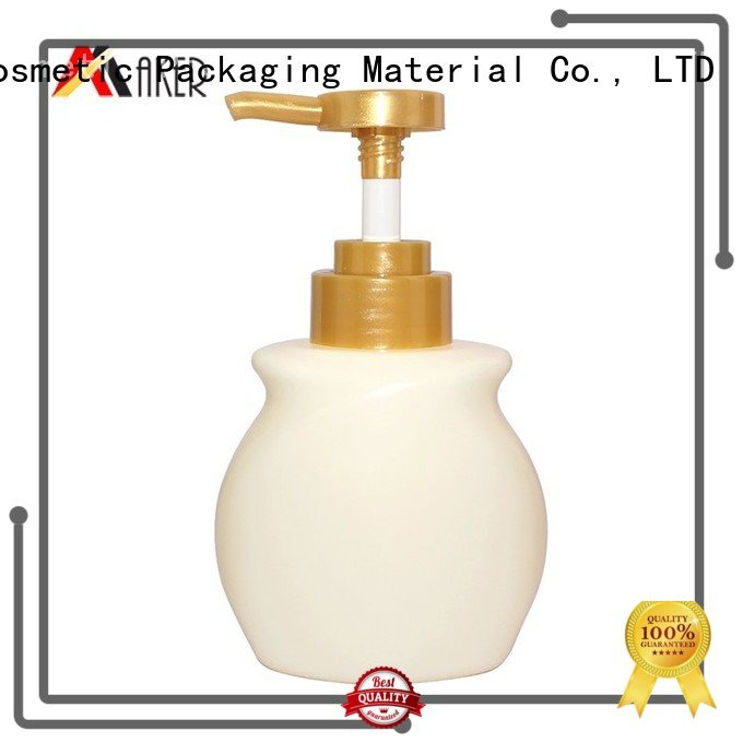 Maker plastic cosmetic bottles semi for sale