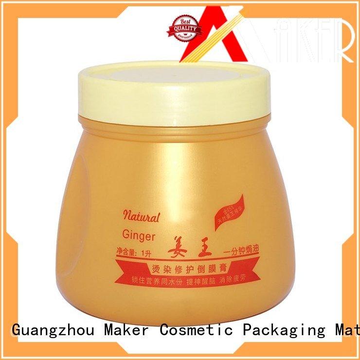 plastic jar packaging large cap 535ml Warranty Maker