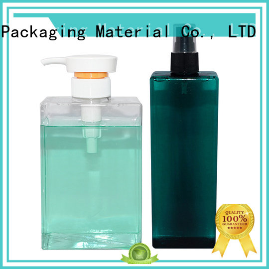 Maker green shampoo bottle eco online
