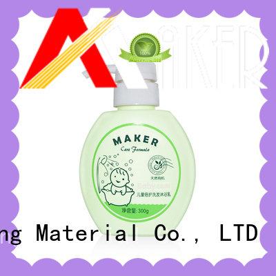 Maker shampoo bottle supplier baby online