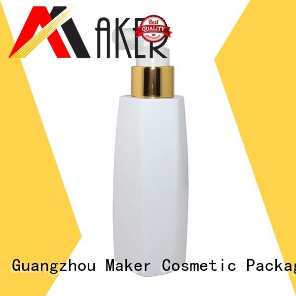 perfume bottles wholesale big round pump Warranty Maker