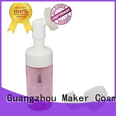 Maker cosmetic bottle suppliers pump online