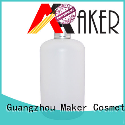 bottle green skin pump bottle Maker manufacture