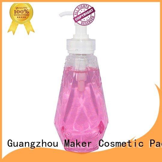 pet engraving plastic plastic dispenser Maker Brand company